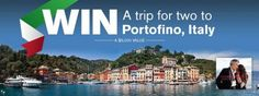 Ends May 8th! To celebrate the launch of Andrea Bocelli's new album Passione, featuring the alluring song Love in Portofino, ZOOMER Magazine is offering one lucky entrant the chance to win a trip for two to the picturesque harbour village Portofino, Italy.