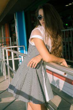 Amusement park season // #pixiemarketgirl #santacruz #summer