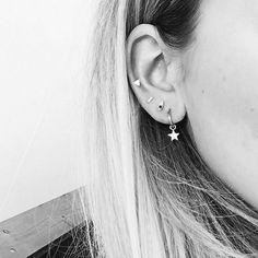 star earring @kellyvdkraan