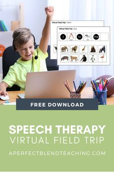 Finding new ways to facilitate virtual speech therapy can be hard, but these activities provide opportunities to develop functional communication skills.