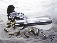 .45 Long Colt AGL Arms Factory - Vash's gun in Trigun