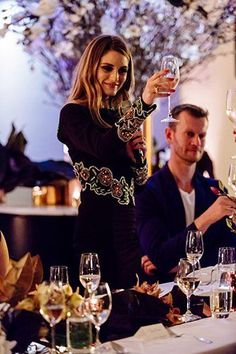 The Olivia Palermo Lookbook Wishes You A Wonderful Week (THE OLIVIA PALERMO…