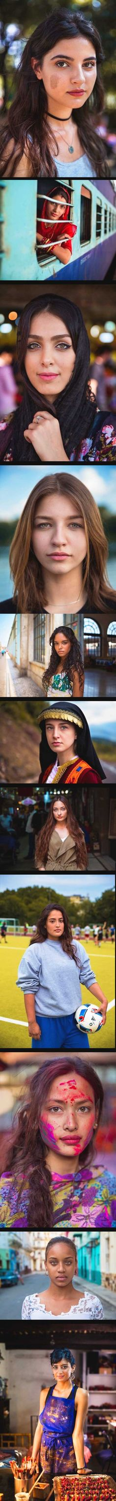 Different Faces Of Women Around The World Captured By Camera   Mihaela Noroc is a 31 years old photographer from Romania and she spent 4 years traveling in different countries of the world with her backpack.  http://www.buzzthisviral.com/different-faces-women-around-world-captured-camera/  #photo #photos #pic #pics #picture #pictures #snapshot #art #beautiful #instagood #picoftheday #photooftheday #color #all_shots #exposure #composition #focus #capture #moment