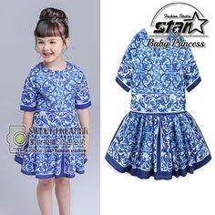 $25.00 (Buy here: https://alitems.com/g/1e8d114494ebda23ff8b16525dc3e8/?i=5&ulp=https%3A%2F%2Fwww.aliexpress.com%2Fitem%2FNew-Arrival-Summer-Fashion-Blue-And-White-Porcelain-Design-Girls-Sleeveless-Dress-For-Kids-Wear-Princess%2F32669265253.html ) New Arrival Summer Fashion Blue And White Porcelain Design Girls Half Sleeve Dress For Kids Wear Princess Baby Cheongsam Dress for just $25.00