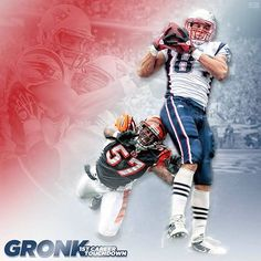 Gronk's 1st Career Touchdown... Throwback To The 2010 Season Opener Against The Bengals!!! #RobGronkowski #Gronk #NewEnglandPatriots #Patriots #PatsNation #Pats #CINvsNE #GoPats #NFL #SportsEdit #TBT #FamousEffects