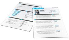 CV template 267. Volledig in Microsoft Word voor elke functie zelf aan te passen.