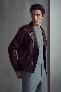 REISS AW17 Menswear Lookbook Look 4