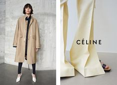 Celine Winter 2016 Ad Campaign