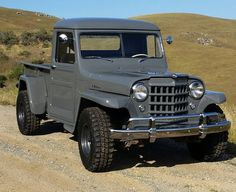1951 Willy's pickup
