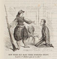 More sex in the civil war