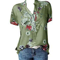 Celebrity Women Metallic Stripe Knitted V Neck 3//4 Sleeve Blouse Shirt Top S M L