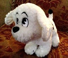 King Features Betty Boop PUDGY Puppy Dog Plush Rare Stuffed Animal #KingFeaturesSyndicate