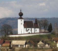 Zehra - Slovensko  The Church of the Holy Spirit was completed in 1275.