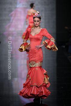 Fotografías Moda Flamenca - Simof 2014 - Alicia Cáceres 'Embrujo del sur' Simof 2014 - Foto 10