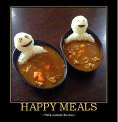 Happy meals