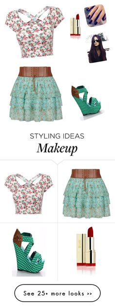 """Untitled #84"" by maralii on Polyvore"