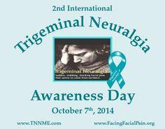 International Trigeminal Neuralgia Awareness Day