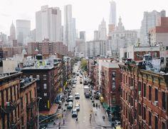 ruben-hughes:  Classic New York