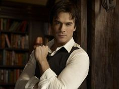 I got Damon! <3  Who is Your TV Vampire Soulmate?http://www.playbuzz.com/thesilverpetticoatreview11/who-is-your-tv-vampire-soulmate
