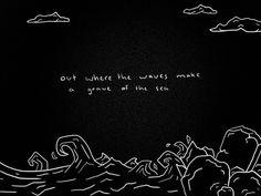 La Dispute - Fall down, never get back up. #lyrics