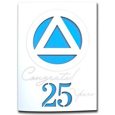 Customizable aa sobriety birthday card and coin sobriety coins 3 d laser cut aa birthday card bookmarktalkfo Choice Image