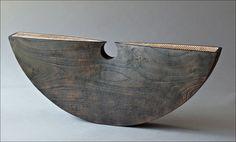 Demi-lune orme 53 cm