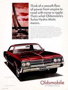 Oldsmobile Dynamic 66