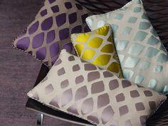 Velvet Bedspread, Velvet Pillows, Throw Pillows, Art Deco Wallpaper, Fabric Wallpaper, Jaguar, Luxury Cushions, Jacquard Fabric, Silk Fabric