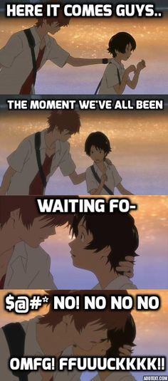the_girl_who_leapt_through_time_ending_reaction......SO TRUUUUUE! Best movie...and hopefully will be for my whole life. The ending leaves you hanging but with a sad and happy smile on your face.