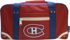 NHL® mini hockey bag Montreal Canadiens