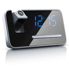 Alarm clock rendered in KeyShot by Claudius Dreyer of Ganz Einfach GmbH Dashcam, Commercial Photography, 3d Rendering, Digital Alarm Clock, Home Appliances, Product Design, Home Decor, Key, Simple