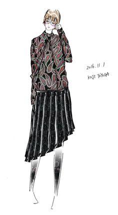 KOJI TOYODA Fashion Design www.koji-toyoda.com/
