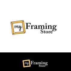 Custom picture framing store is looking for a fresh new artistic design for their logo and brand! by katie_kat