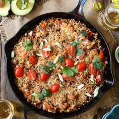 17 One-Pot Meals You Can Make in Your Cast-Iron Skillet