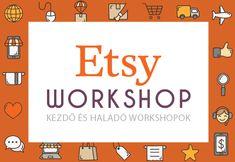 Etsy bolt nyitás 4 egyszerű lépésben, segítség boltnyitáshoz   Design Mentor Workshop Design, Etsy