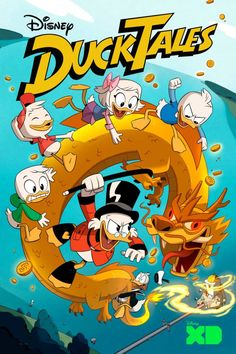Disney XD's New DuckTales Has a Premiere Date and an Amazing All-New Opening Title Sequence