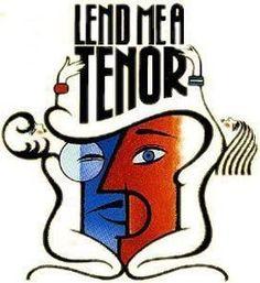 """Lend Me a Tenor""  Encore Performance Highlands Ranch, CO #Kids #Events"