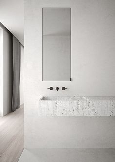 Pure minimalistic interiors by AD Office | My Paradissi