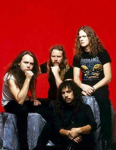 Lars Ulrich/James Hetfield/Kirk Hammett/Jason Newsted