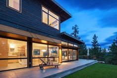 Naramata custom prefab by balance associates architects
