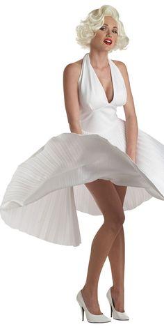 Deluxe Marilyn Monroe Costume