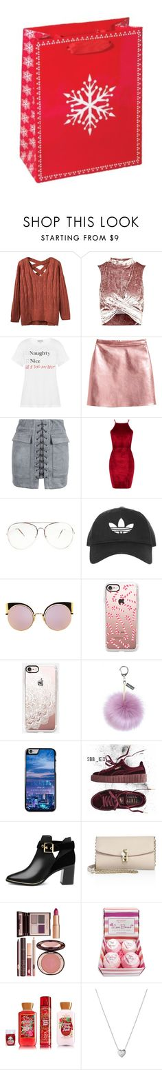 """To camila~Jacob"" by mickeyanons ❤ liked on Polyvore featuring Topshop, Wildfox, WithChic, Boohoo, Fendi, Casetify, Helen Moore, Puma, Ted Baker and Dolce&Gabbana"