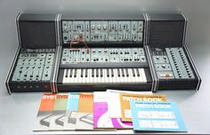 MATRIXSYNTH: Roland System-100 Full with Original Manuals and P...