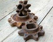 rusty cogs...