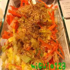 塩もみするとたくさん食べれる(´ε` )♥ - 40件のもぐもぐ - 白菜のシーチキンサラダ by miculo123
