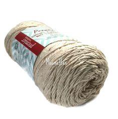 Premier Home Cotton Yarn Grande Beige Solid 700 Yds 400 g Medium Weight