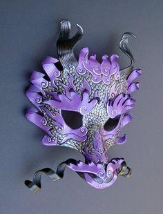 Royal Purple Dragon 2 by merimask on DeviantArt
