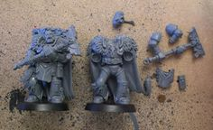 Converting Chaos Warriors into Space Wolves Wolf Character, Space Wolves, Angel Of Death, Space Marine, Marines, Garden Sculpture, Warriors, Sink, Blog