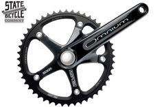 SRAM Omnium Crankset with GXP Bottom Bracket : Bike Parts   State Bicycle Co.