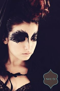 Fantasy Makeup Looks for shoots